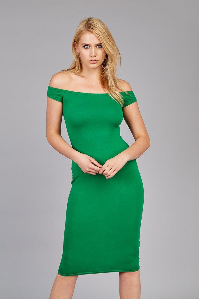 bardot-midi-dress