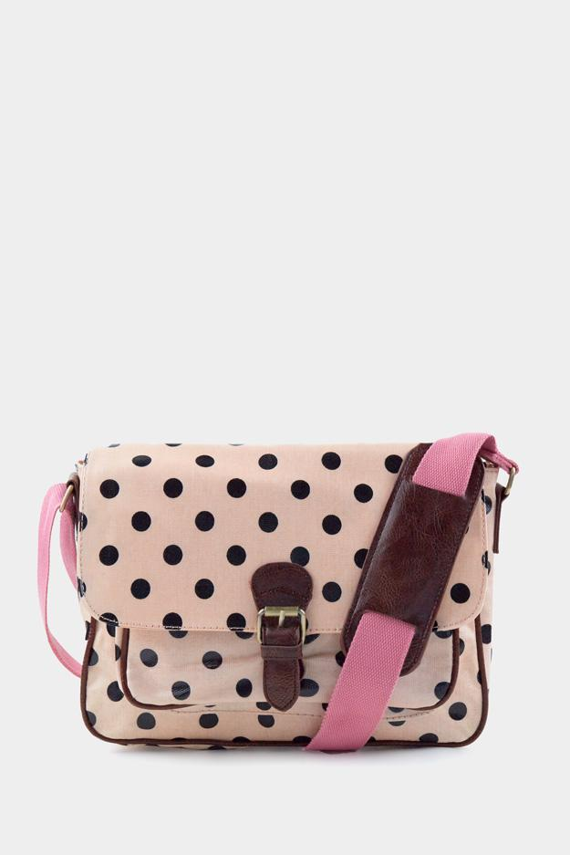polka-dot-satchel view main view