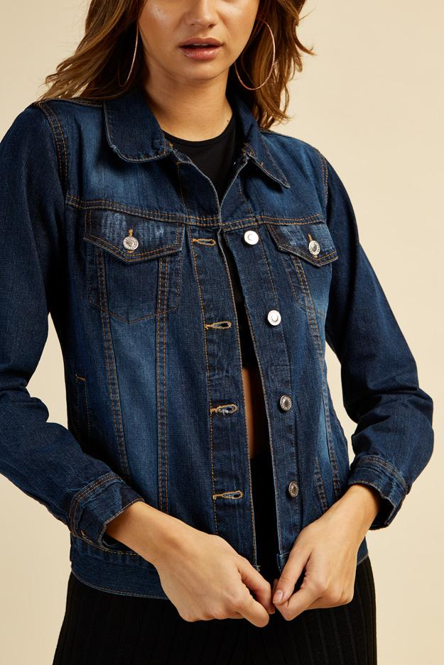 denim-buttoned-down-collared-jacket