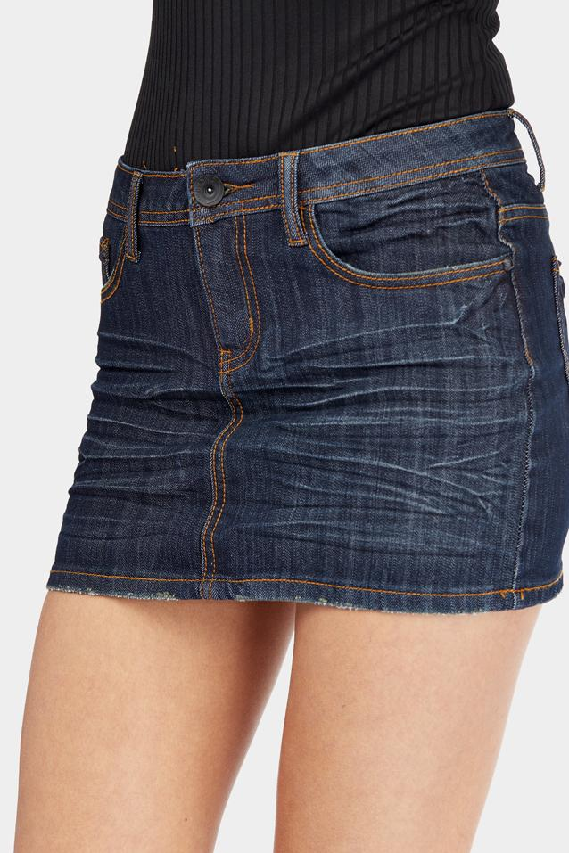 denim-mini-skirt