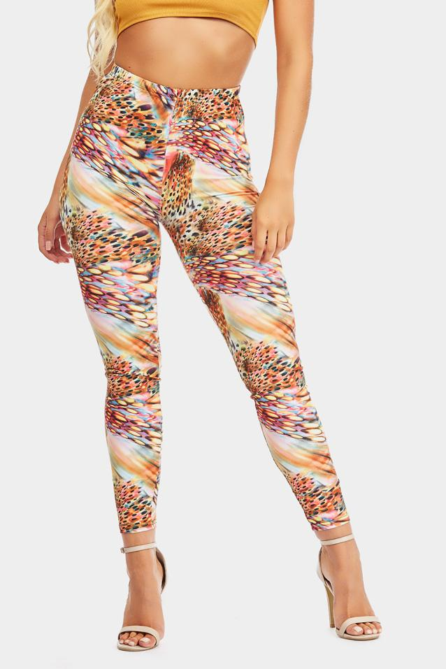 graphic-printed-leggings
