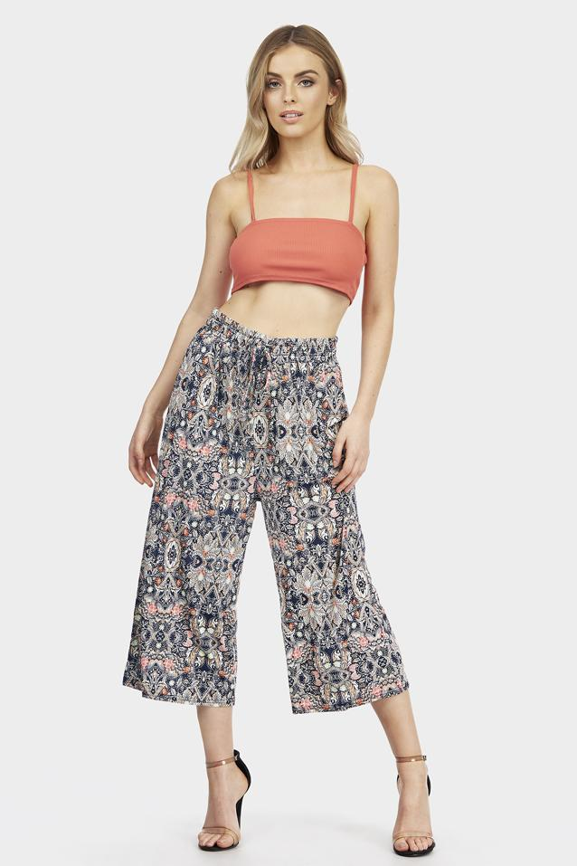 floral-printed-culottes