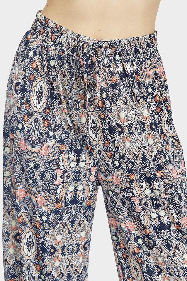 floral-printed-culottes view 5