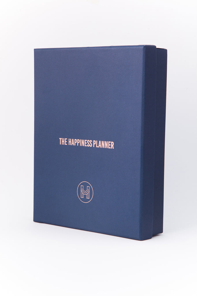 The Happiness Planner®  | July'18-June'19 | Daily