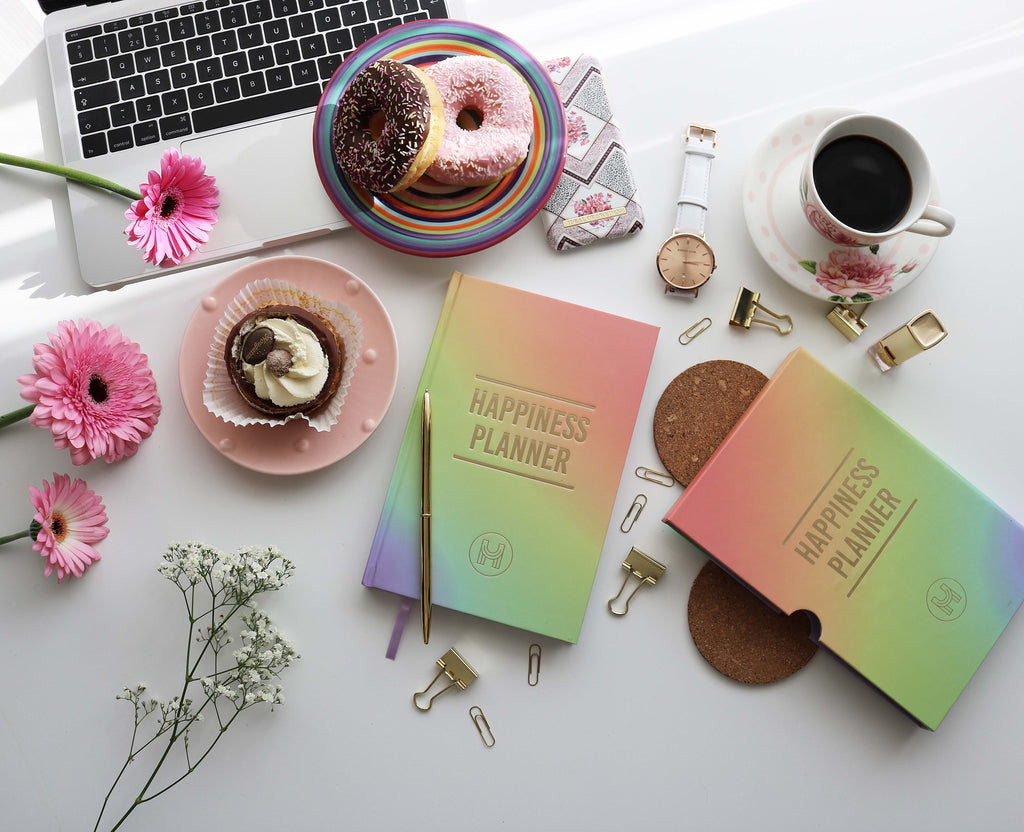 The 100-Day Planner: #LOVEISLOVE (2FOR1)