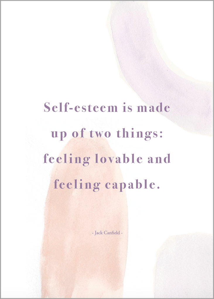 Explore Your Inner World | Self-Esteem Journal