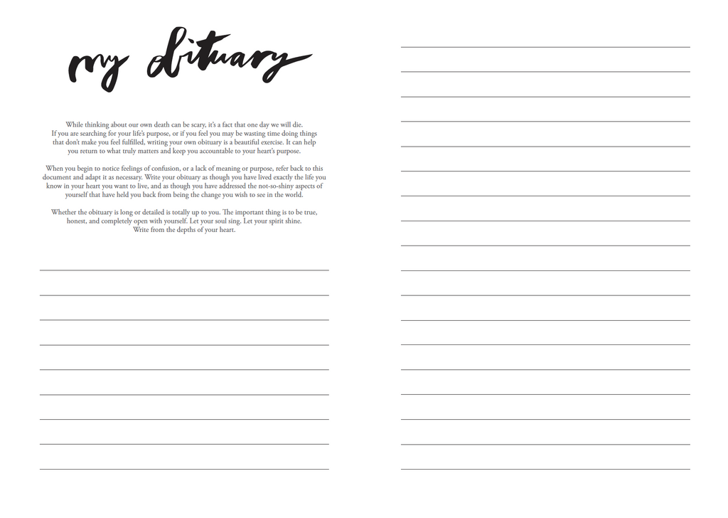 Purpose e-Journal - The Happiness Planner®
