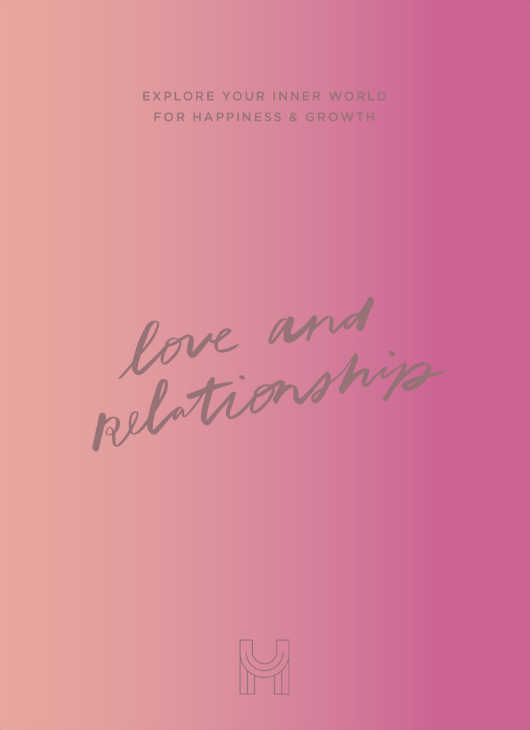 Love & Relationship Journal (digital) - The Happiness Planner®