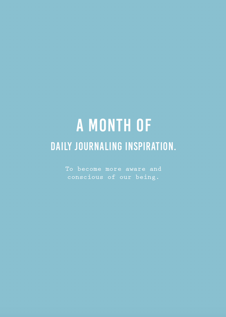 Mindfulness Journal (digital)