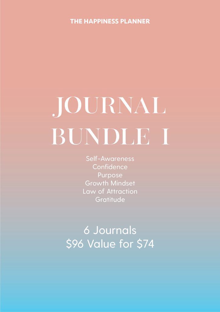 Digital Journal Bundle I