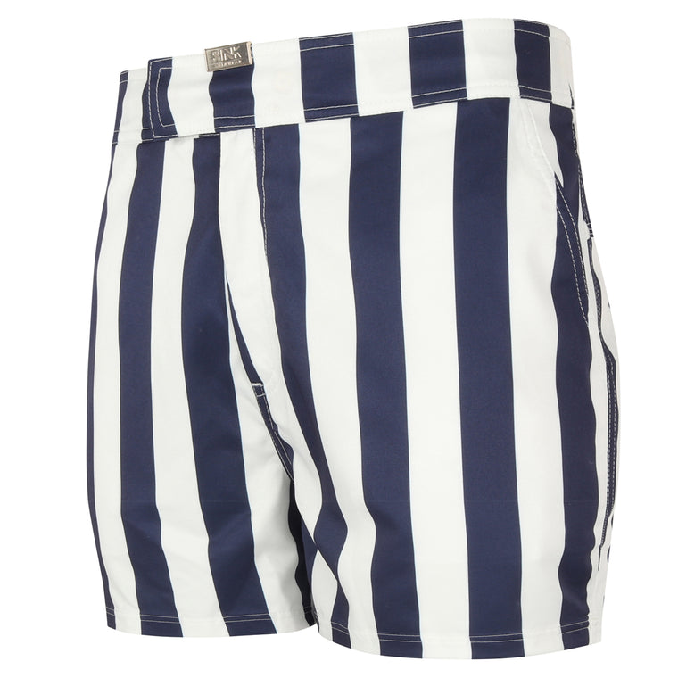 Tailored Santorini Blue Swim Shorts