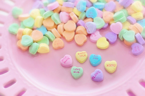 Valentine's Day And Candy Facts
