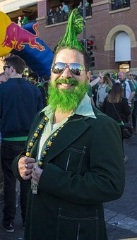 Odd St Patrick's Day traditions