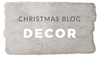 Christmas decor blog button