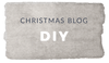 Christmas DIY blog button