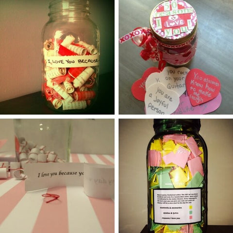 create love jar