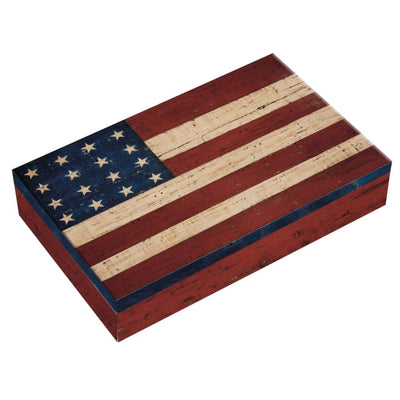 Americana Grand Ole Flag Domino Set - 4th of July