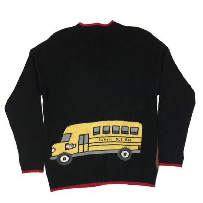 Christmas Back To School Gallagher Classics Vintage Sweater Size S - Christmas