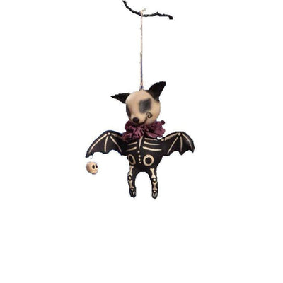 Halloween Animal Skelly Ornament (Set of 3) - Halloween