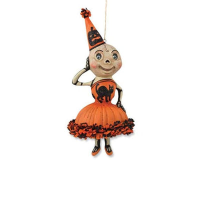 Halloween Happy Halloween Ornament (Set of 4) - Halloween