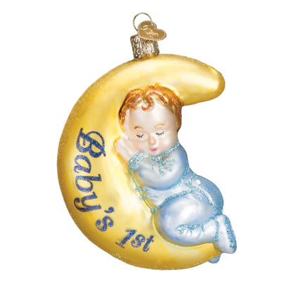 Ornament Dreamtime (Baby Boy) 4 - Christmas