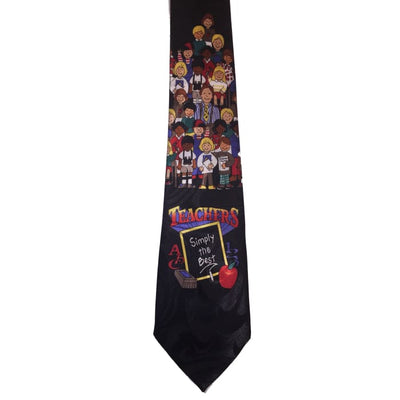 School Children Hand Made Tie - Christmas