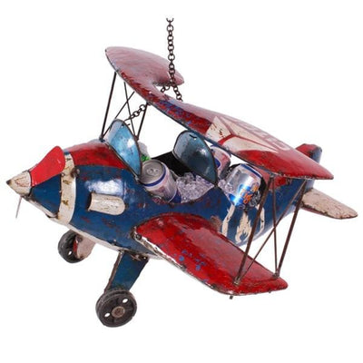 The Doolittle Biplane Handcrafted Sculpture - Fathers Day