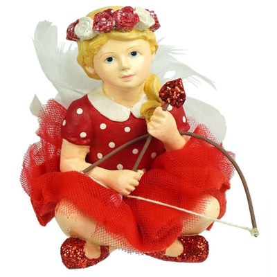 Valentine Little Cupid Girl - Valentines Day