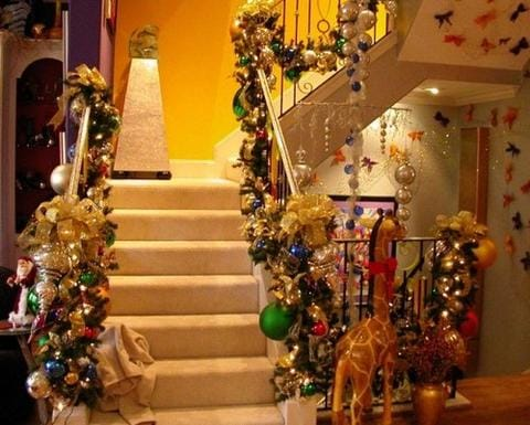 magical decor stairs