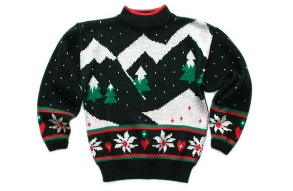History Behind The Ugly Christmas Sweater