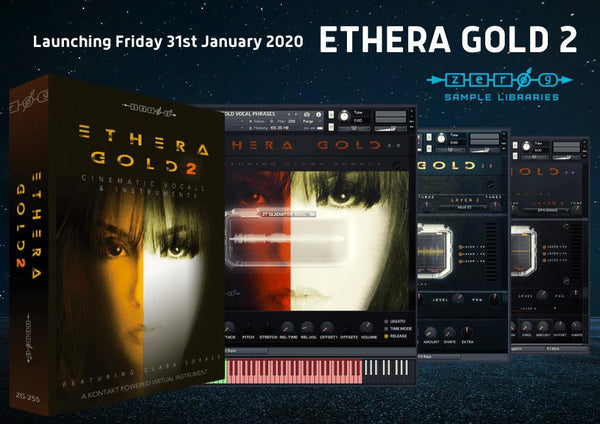 Ethera Gold 2即将上市!