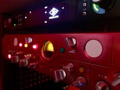 The Focusrite Preamp