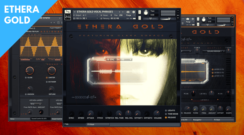 Zero-G Ethera Gold Cinematic Instruments