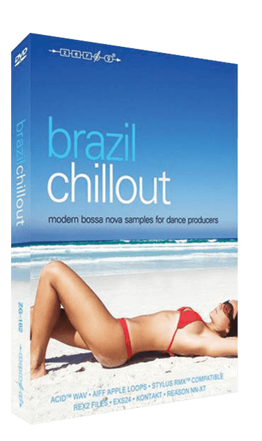 Brasilien Chillout