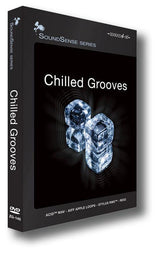 SoundSense CHILLED GROOVES (WAV ACID REX Apple Loops)