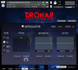 DRONAR Cinematic Atmospheres Module
