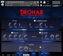 DRONAR Cinematic Atmospheres