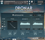 DRONAR Metal & Glass Module