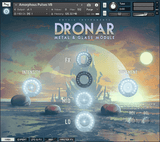 DRONAR Metal & Glass
