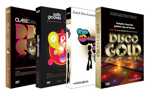 Disco, Funk & Soul Bundle
