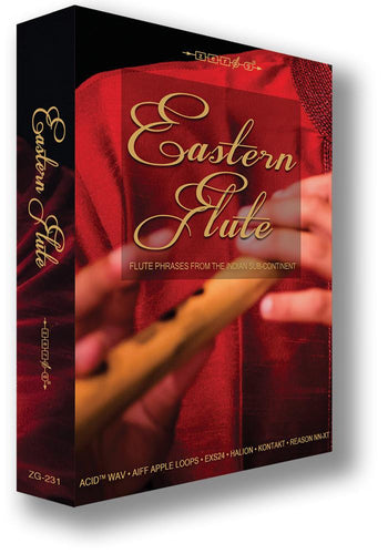 Eastern Flute (WAV ACID Kontakt EXS24 HALion Apple Loops Reason NN-XT)