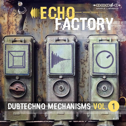 Mechanizmy Echo Factory Dubtechno 1