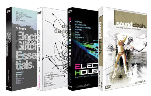 Electro und Glitch Bundle
