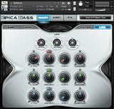 Epica Bass (Virtual instrument powered by Kontakt interface)