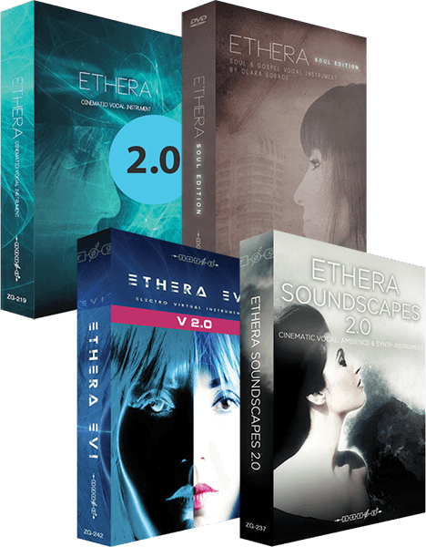 Zero-G Ethera BUNDLE