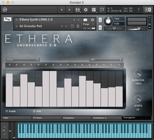 ETHERA Soundscapes 2.0 Арпеджиатор