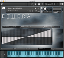 ETHERA Soundscapes 2.0レガート