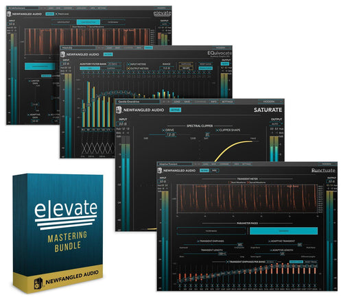 Eventide Elevate Bundle - Upgrade von EQuivocate