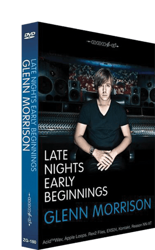 Glenn Morrison - Late Nights Early Begins