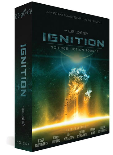 Ignition - Sunetele Science Fiction